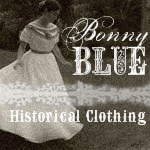 Bonnyblue Historical Clothing button